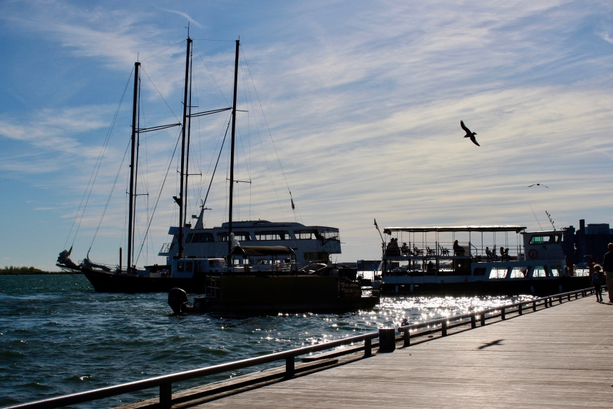 13. Harbourfront