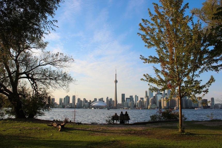 4. Cruise & Toronto Island Park
