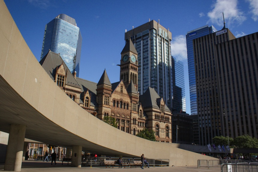 6. Toronto Old City Hall