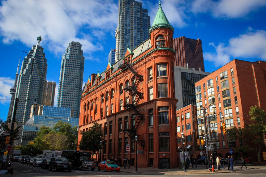 9. Gooderham Building